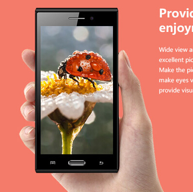 Original H8508 Mpie Android 4.4 MTK6582 Quad Core Cell Phone 5.0inch mini smartphone MP707 MP108 909t 809t free drop shipping(China (Mainland))