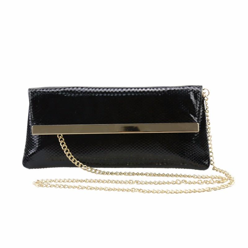 Chic Classy Women Elegant  PU Bag Fashion Simple Crossbody Bag Trendy Designer Single Shoulder Ladies Inexpensive Clutch Bag