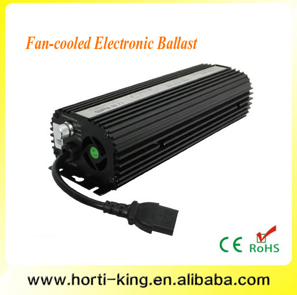 600w lamp electronic ballast high efficiency led light fan-cooled dimmable grow light ballast hydroponic hps/mh ballasts 600w(China (Mainland))