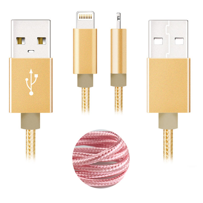 2016 Newest to i cell android mobile phone charging usb cable for apple iphone4 iphone 4 4s charger data cable(China (Mainland))