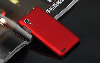 Etui Lenovo P780 / twarde plecki / bardzo cienkie
