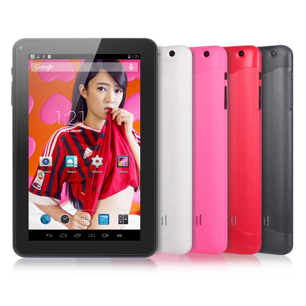 """9"""" ATM 7029B Quad Core Android 4.4 1GB DDR 8GB NAND Flash WIFI  HDMI 9 inch tablet pc DOMITREE D90"""