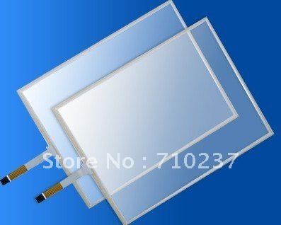 """12.1"""" 5 wire Resistive touch screen panel 4  : 3  free shipping cost"""