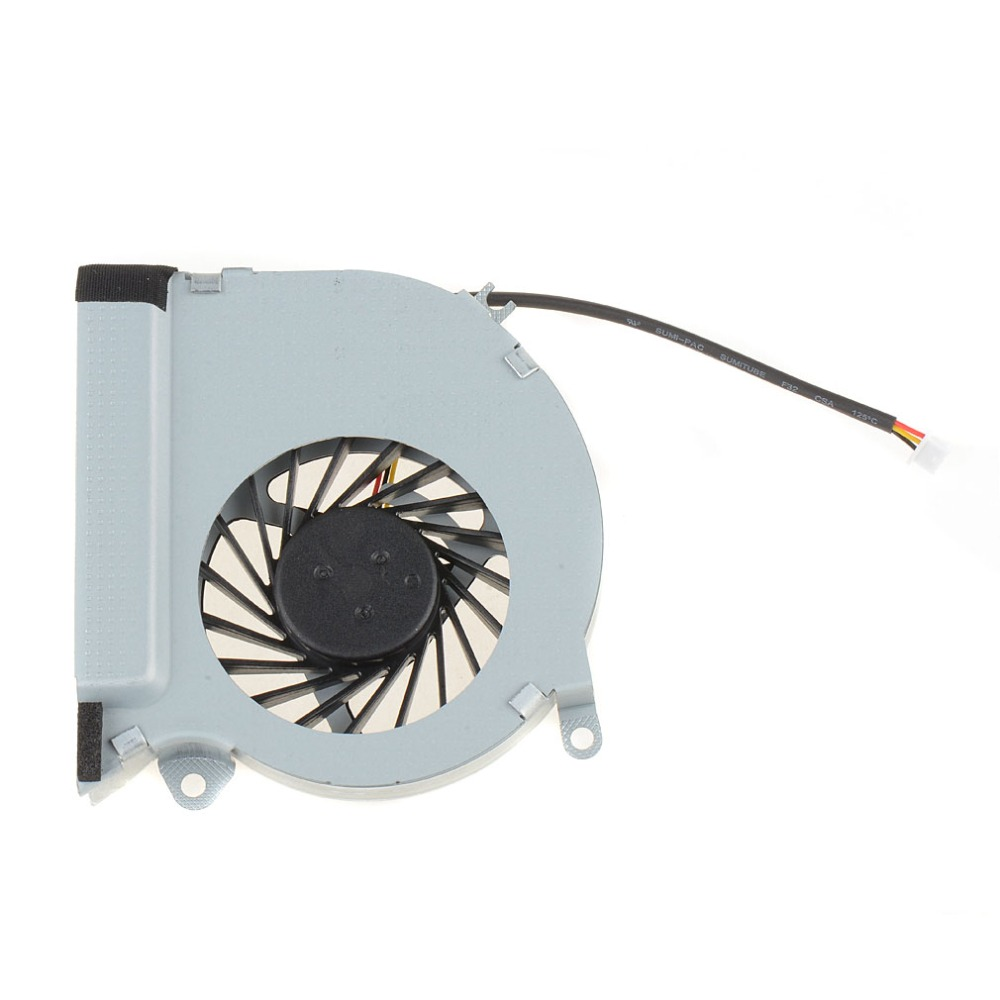 Laptops Replacements Accessories Cpu Cooling Fans Fit For MSI GE70 MS-1756 MS-1757 Notebook Computer Cpu Cooler Fan(China (Mainland))