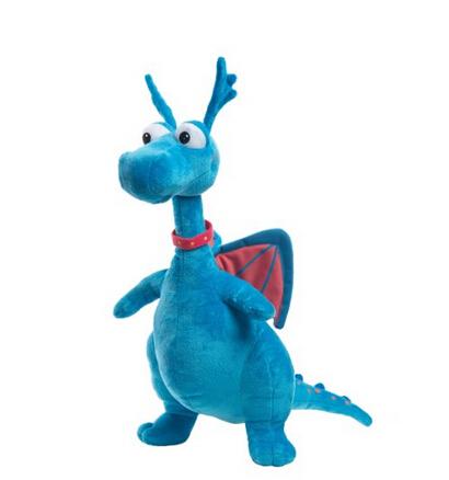 Doc McStuffins toy Stuffy plush dragon 20cm stuffed animals soft toys kids toys gift<br><br>Aliexpress