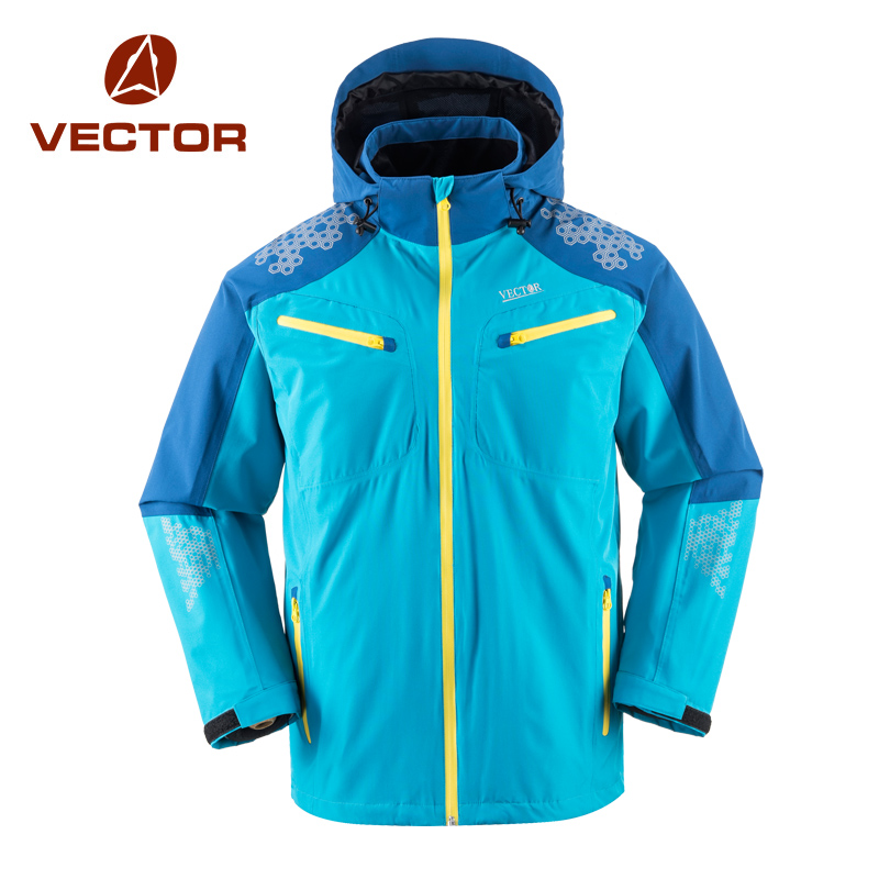 VECTOR Outdoor Jacket Men Windproof Waterproof Jacket Male Camping Hiking Jackets Rain Windstopper Outdoor Windbreaker 60005(China (Mainland))