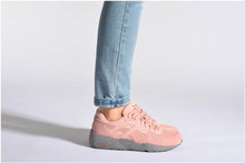 WMNS Trinomic R698 Winterized casual Coral suede Pink womens flat high quality china made 36-39