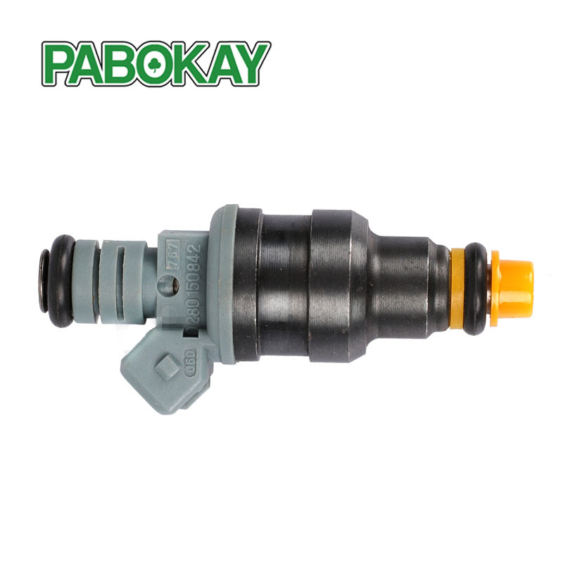 High performance 1600cc CNG fuel injector 0280150842 for ford racing car truck(China (Mainland))