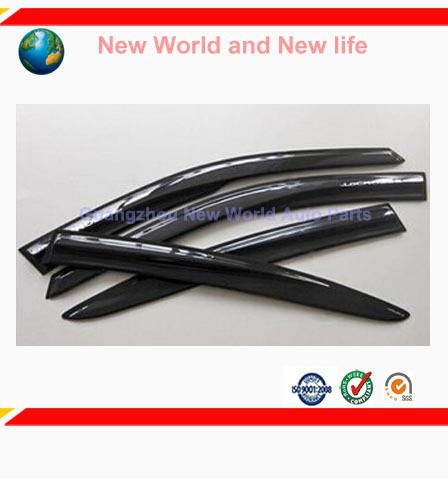 Free Shipping Car window sticker Awnings & Shelters Exterior cover decoration products accessory fit for BYD S6 black