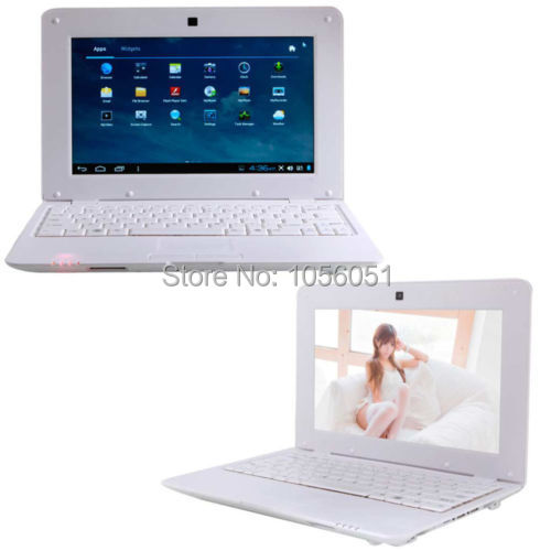 10.1 inch Dual Core Mini Laptop Android 4.2 VIA 8880 High Quality 1.5GHZ HDMI WIFI 1G/8GB Mini Netbook 2014 New Arrival(China (Mainland))