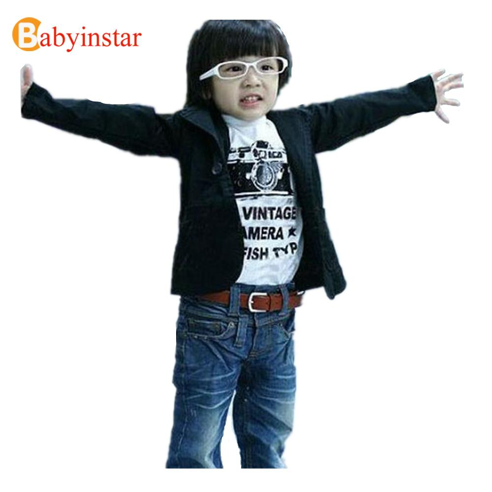 2016 Limited Boys Jacket Boy Coat Brand Children Casual Outerwear Urban Baby Clothes Kids Jackets&coats Clothing Sets New Arrive(China (Mainland))