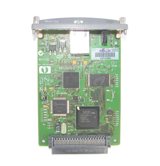 FOR HP 635N JetDirect Network Card J7961G IPv6 IPsec Print Server Network Card<br><br>Aliexpress