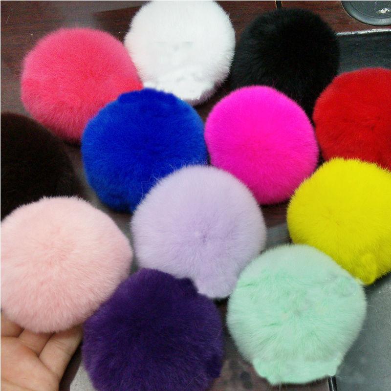 1 pc Imitate Fluffy Mixed Rabbit Fur Elastic Hair Head Bands Hairbands Headbands Bobble Headdress Headwear Accessories(China (Mainland))