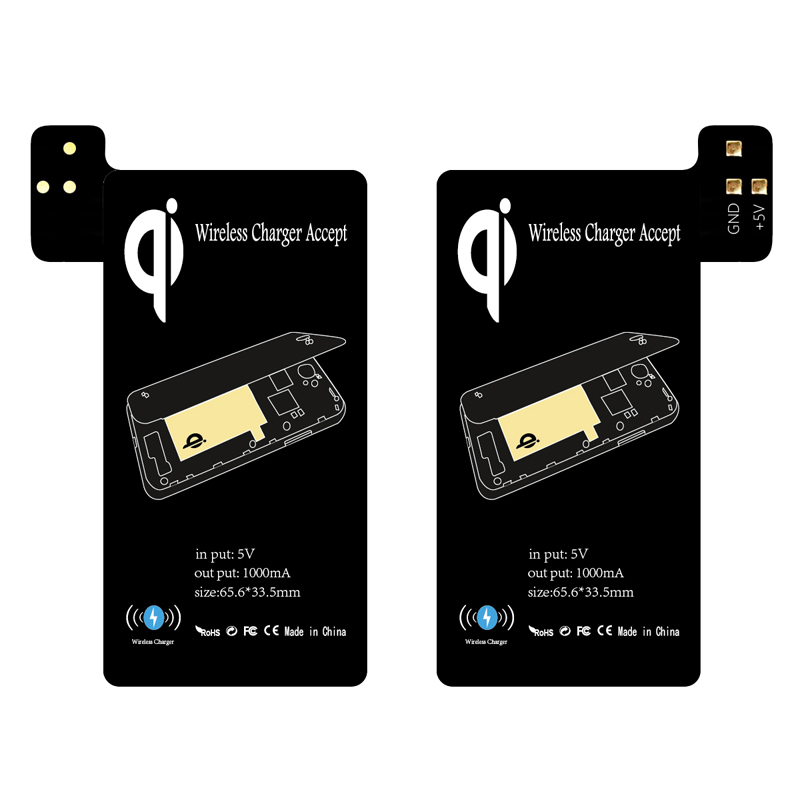 Qi Wireless Charging Receiver Cell Phone Accessory Support Smart Case for Samsung Galaxy S5 i9600(China (Mainland))