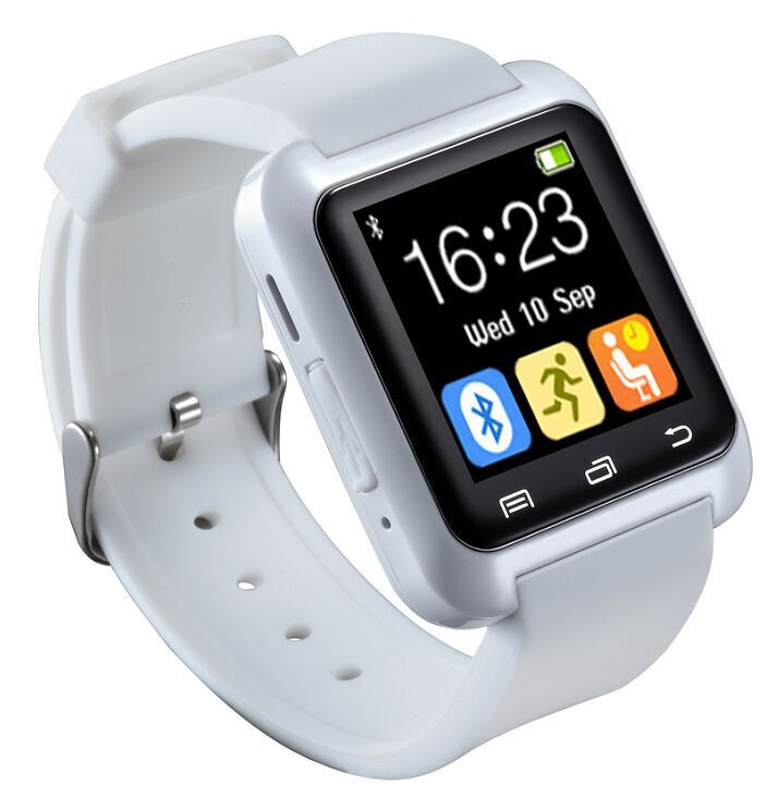 Bluetooth Smart Watch Support <font><b>Korean</b></font> Multi-language WristWatch U8Z Watch for Samsung HTC Huawei Xiaomi Android Phone <font><b>Smartphones</b></font>