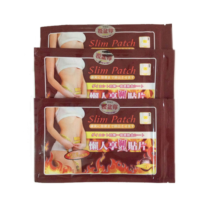 The Third Generation!! Slimming Navel Stick Slim Patch Weight Loss Burning Fat Patch Hot Sale(China (Mainland))