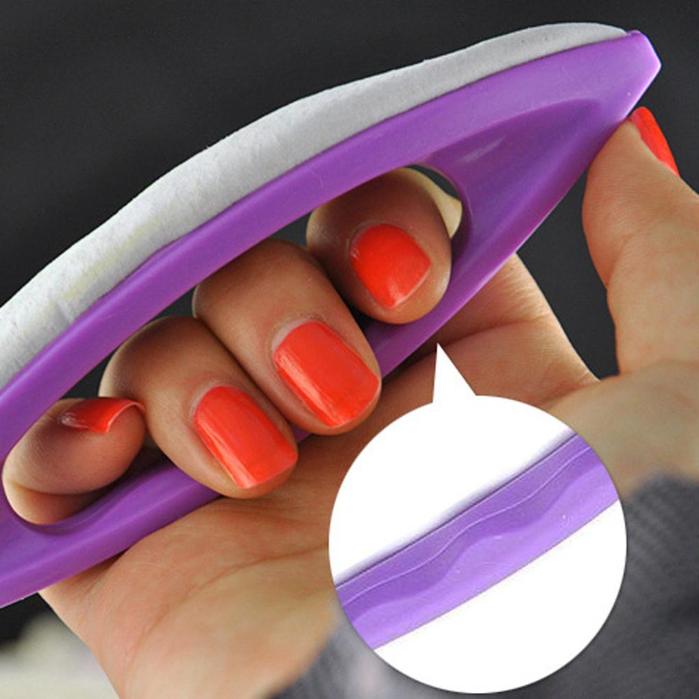 Manicure Tools Skin File Polishing Wax Brush Polisher Sheepskin Nails Special And