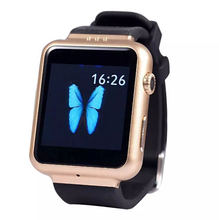 Hot Selling T8 Smart Watch Android Kitkat 4.4 2G GSM 3G WCDMA Bluetooth V4.0 WiFi GPS+AGPS FM Radio Sleep Monitoring Pedometer