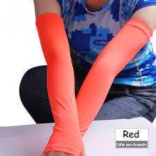 Summer Women's Breathable Sport Sleeves Arm Warmer Sun UV Protection Arm Sleeves Outdoor Sports Running Women Bike Accessories(China (Mainland))