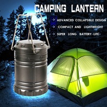 Ultra Bright Collapsible 30 Led Light weight Camping Lanterns Light For Hiking Camping Emergencies Hurricanes Outages(China (Mainland))