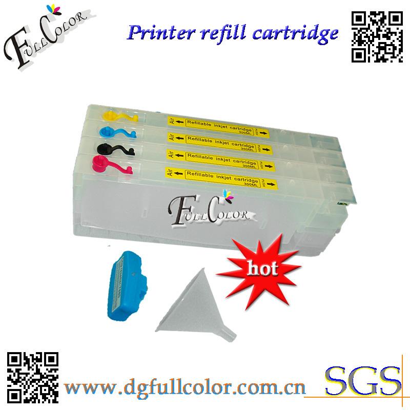 Фотография Free shipping printer refill cartridge S20118BK .S20130C. S20126M.S20122Y  for epson color 3000 pro 5000 MJ-8000C printer