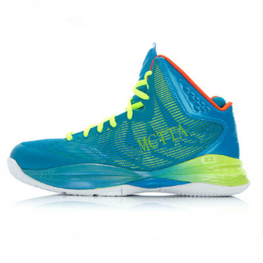 New Arrival Wearable Men's Basketball Shoes Breathable Sneakers Athletic Shoes High Quality Sports Shoes Size 40-45 WN 105(China (Mainland))