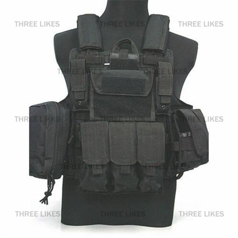 New Sports Molle Combat Strike Plate Carrier CIRAS Tactical Vest Black Camo Woodland Coyote Brown Digital ACU Camo Multi Camo OD