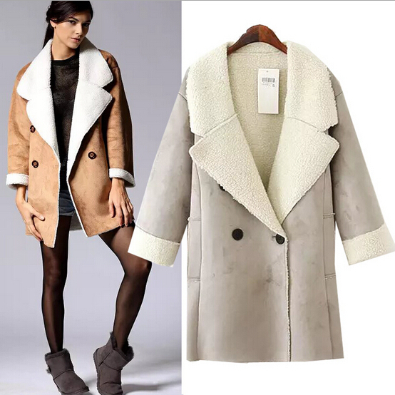 Sheepskin Ladies Jackets - JacketIn