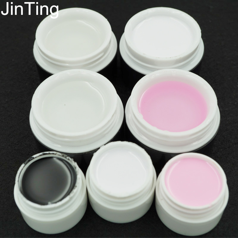 DIY Decoration for Nail Manicure Gel Nail Polis UV Gel Builder Nail Art Tips Gel Nail Manicure Extension(China (Mainland))