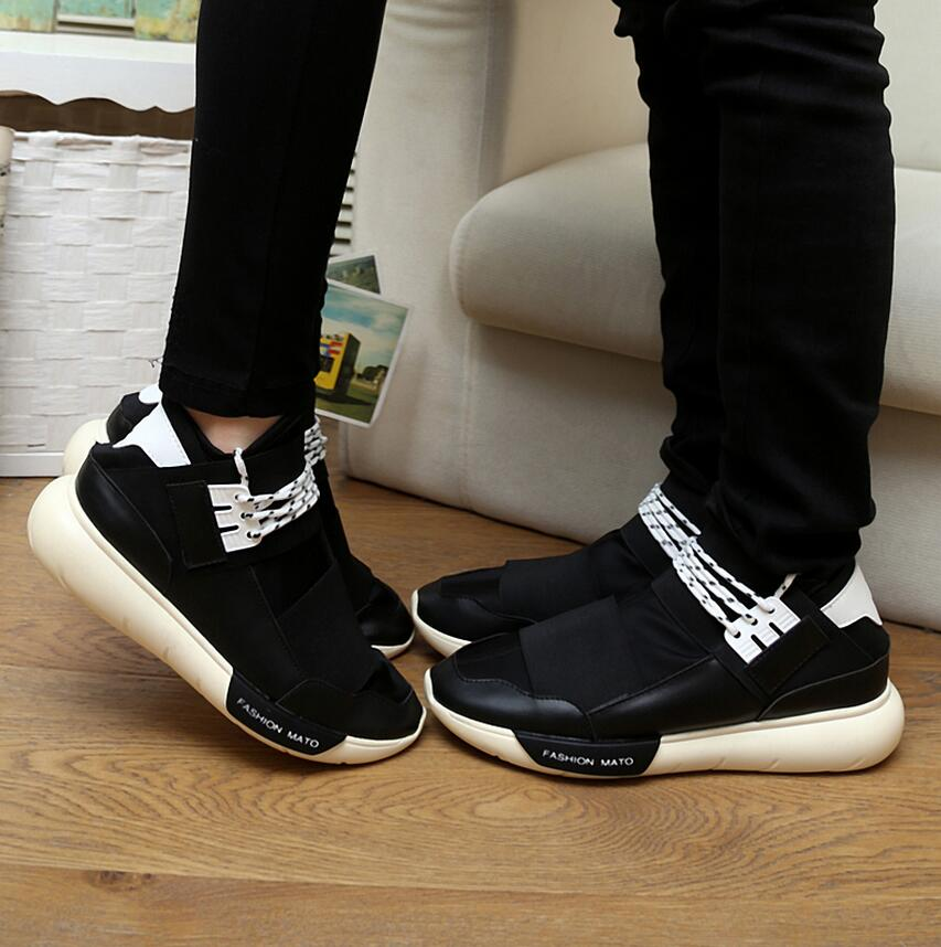 Hipster fashion shoes