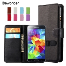 Buy G870 High Lichee Pattern wallet PU Leather Case Samsung GALAXY S5 Active G870 Cover Credit Card Holder for $3.85 in AliExpress store