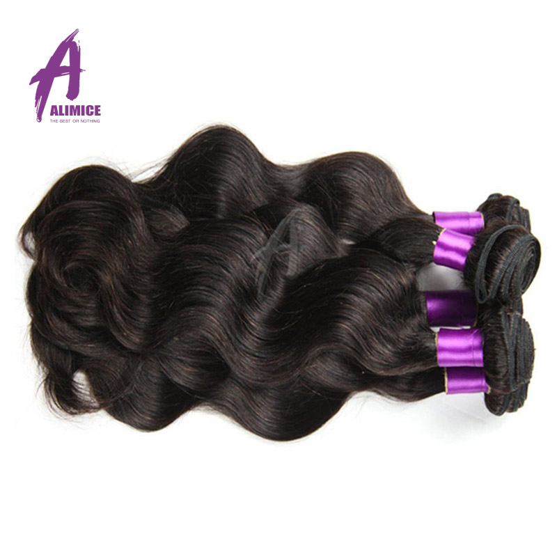 Peruvian Virgin Hair Body Wave 4Pcs  Halo Lady Hair cheap 7A Unprocessed Virgin Hair Peruvian Body Wave human Hair Extensions