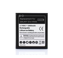 Для Samsung Galaxy SIV S4 i9500 телефон аккумулятор мобильного сотового телефона замена аккумулятор 2800 мАч бесплатная доставка оптовая продажа