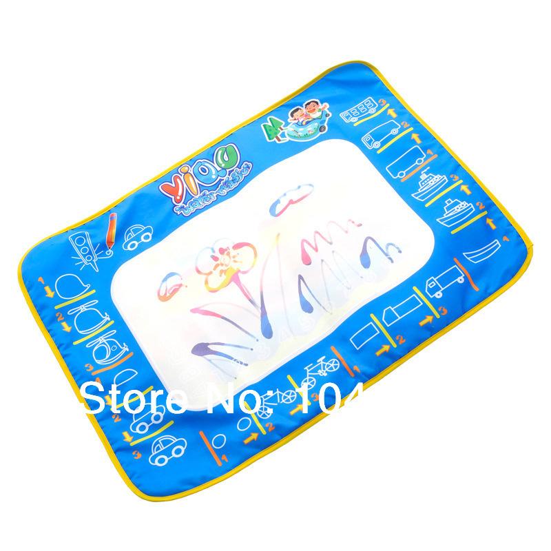Free Shipping Kid Baby Playmat Painting Blanket Magic
