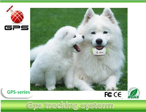 GPS909 long standby small waterproof gps pet tracker real time tracking dog lovers(China (Mainland))