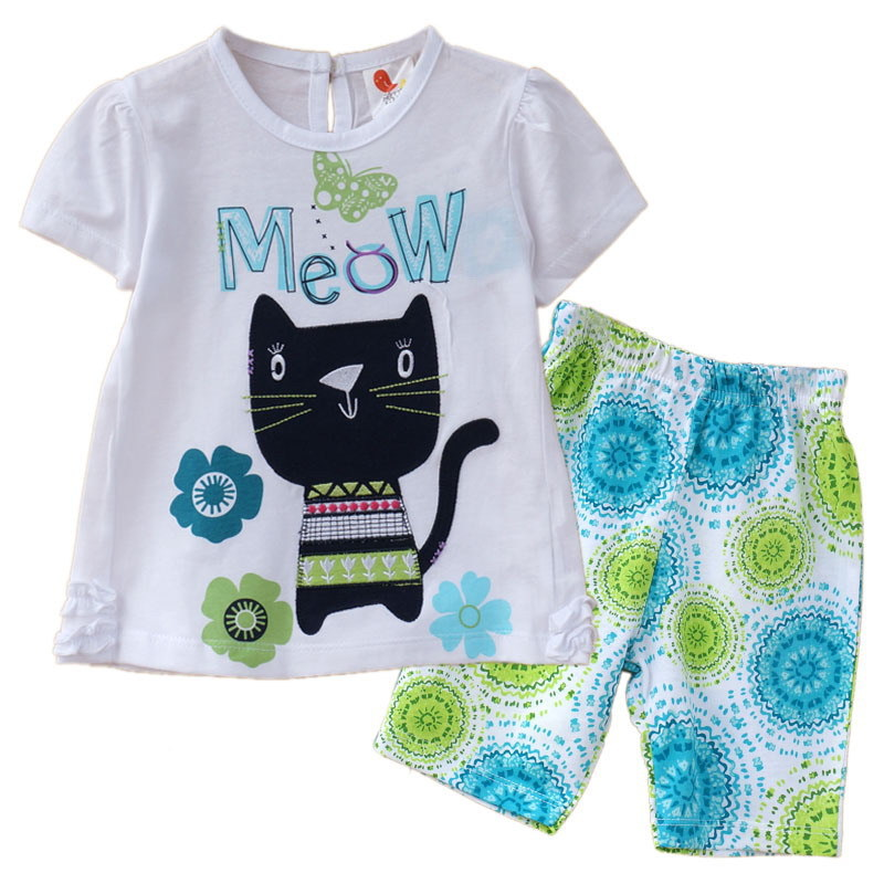 Baby Girl Fashion Clothes Babies & Kids Carters Set Girl Infant Clothing Baby Clothes For Newborns Products For Babies(China (Mainland))