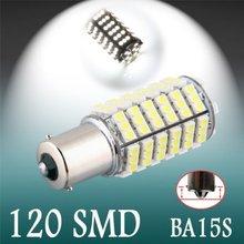 Buy Kit 4 Lampada 120 Leds 1156 Ba15s P21w 1 Polo Luz Re Super Branca Xenon Frete Para Carro for $24.00 in AliExpress store