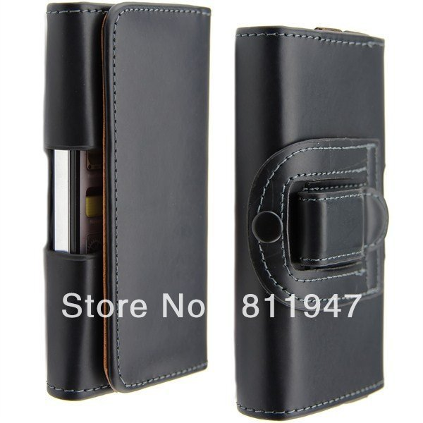 Mobile Phone Bag Fundas For iPhone 5 5S SE Waist Belt Clip Case For iPhone 5 5S SE Cellphone Protective Pouch For iPhone 5 Capa(China (Mainland))