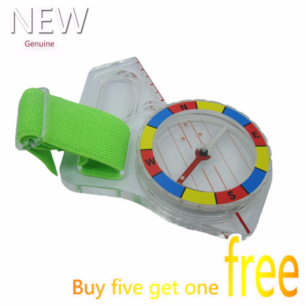 Outdoor professional thumb compass elite competition orienteering compass free shipping PRO - 041(China (Mainland))