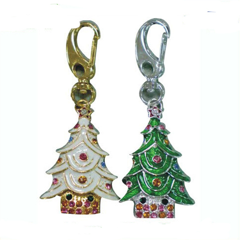 Jewelry OTG usb flash drive lot for Christmas Promotion(China (Mainland))