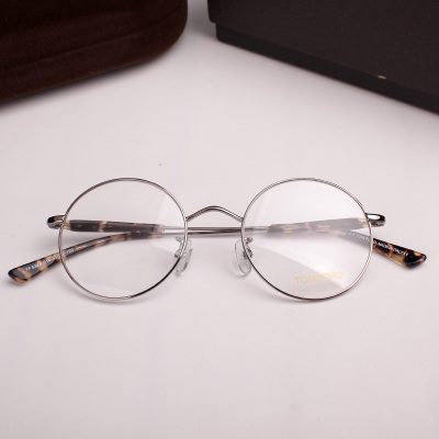 Free Shipping 2015 Brand TF5344 Original Quality Vintage Glasses Frame Prescription Glasses Full Rim Eye Glaases Optical Frame(China (Mainland))