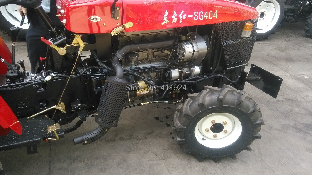 Garden tractor Orchard tractor 4WD YTO mini tractor(China (Mainland))
