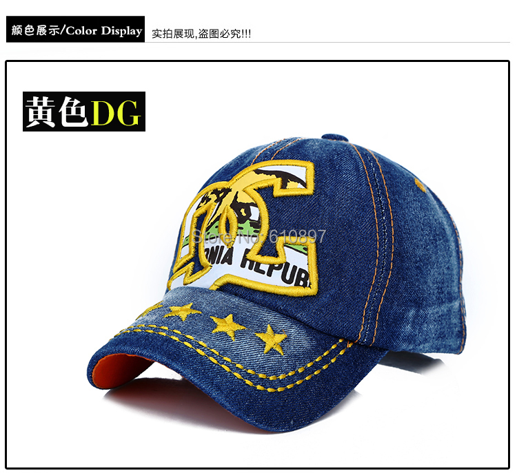 wholeasle New 2015 Fashion Cowboy Kid Snapback Hat For Child Baseball Cap Kid Hat Letters Pattern Child Hat For Boy Baseball-cap(China (Mainland))