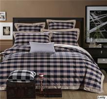 Yarn-dyed Jacquard bedding set king size 6pcs/set bed sheet set 100% cotton bedclothes pillowcase 60*60cm USA LOCAL DELIVERY(China (Mainland))