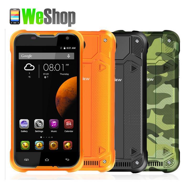 Blackview BV5000 5.0 inch Android 5.1 4G LTE Waterproof Mobile Phones HD Quad Core 2GB RAM 16GB ROM 8MP Dual Sim 4780mAh(China (Mainland))
