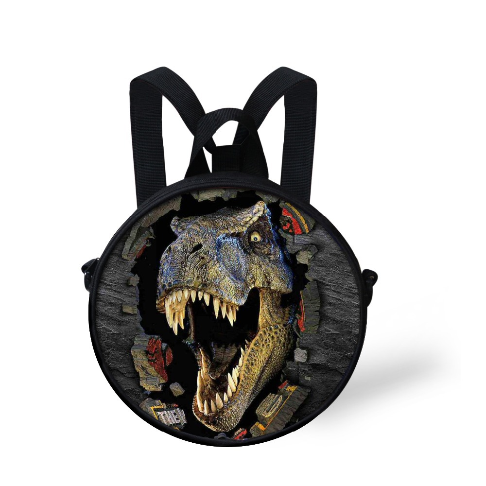 Fashion-Children-School-Backpacks-3D-Kids-Animals-Dinosaur-Backpack ...