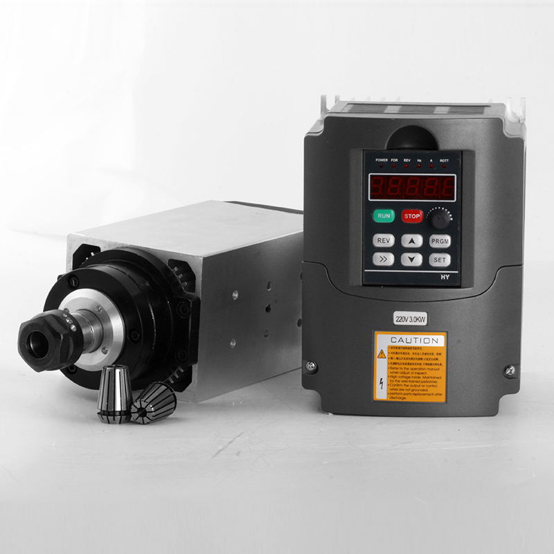Buy Cnc Milling Spindle Motor Air Cooled