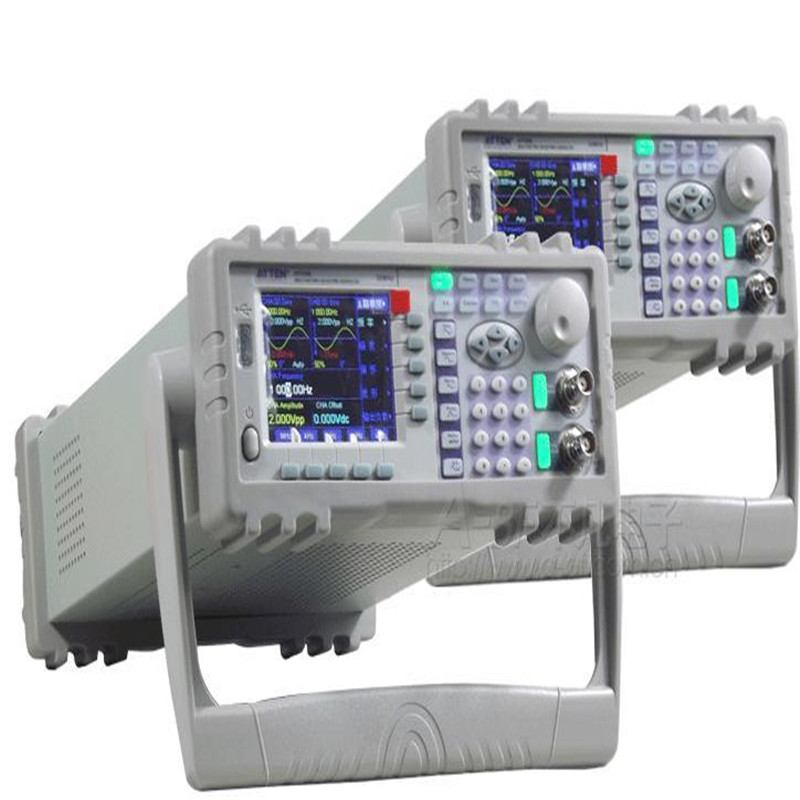 ATTEN ATF20B DDS FUNCTION GENERATOR 20MHZ 100MSa/s Arbitrary Signal Function Generator  Dual Channel Same Fuction with Siglent<br><br>Aliexpress