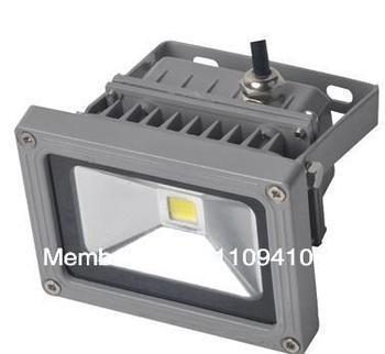 Waterproof High Power 10W LED Flood Light IP67 Two Years Warranty 100-110lm/w Hotsale