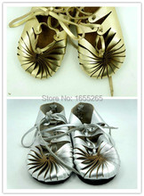 New 29 colors fringe bow Genuine Leather Baby Moccasins soft Baby Shoes First Walker Chaussure Bebe